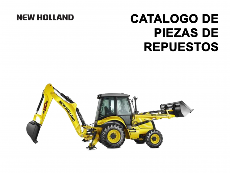NEW HOLLAND B90